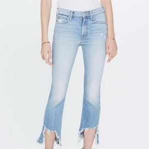 27 Mother Superior The Dutchie Ankle Jaws Jeans